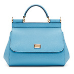 Blue Mini Miss Sicily Bag