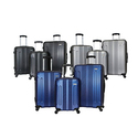 AMKA Remus Expandable Hardside Spinner Luggage Set (3-Piece)