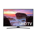 "Samsung UN65MU6300FXZA 65"" 4K Ultra HD Smart LED TV"