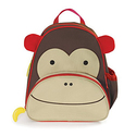 Skip Hop Zoo Toddler Kids Backpack - Monkey