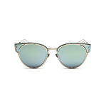 Dior猫眼墨镜