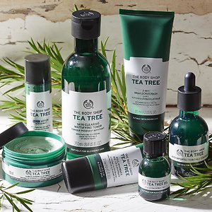 The Body Shop: Up to 75% OFF Sitewide