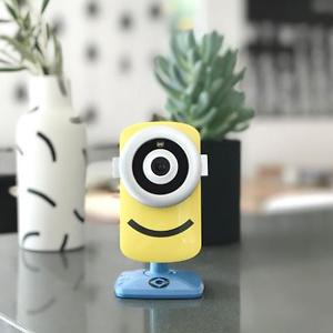 Despicable Me 3 Minion Cam Hd Wi-Fi Camera