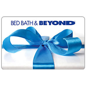 Bed, Bath, & Beyond 电子礼卡