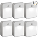 Mr Beams Motion Sensor LED Night Light Set of 6