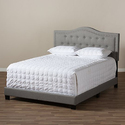 Emerson Fabric Upholstered Bed from $199.99