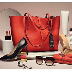 Spring: Up to 50% OFF Select Coach Items