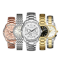 Bulova Women's Diamond and Crystal Watch from $74.99