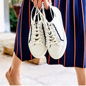 Tory Burch:Tory Sport Chevron Sneakers