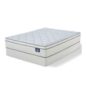 Serta Pheasant Ridge Plush or Eurotop Mattress Set from $419.99