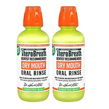 TheraBreath Dentist Recommended Dry Mouth Oral Rinse