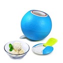 Yay Labs SoftShell Ice Cream Ball Blue