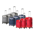 Brio Hybrid Hard/Softside Spinner Luggage Set