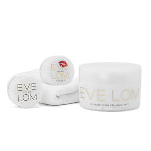 Beauty Expert: Eve Lom Exclusive Cleanser & Lip Trio