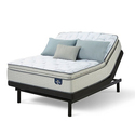 Serta Bayswater Super Pillowtop Mattress Set from $569.99