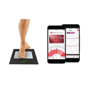 Bally Total Fitness Digital Body Mass Scale with Bluetooth
