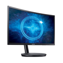 "Samsung 24"" Black Curved LED Gaming Monitor"