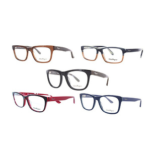 Salvatore Ferragamo Men's Optical Frames
