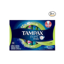 Tampax Pocket Pearl  Plastic Tampons 36 Count*3