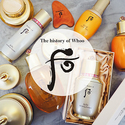 Cosme-De: Up to 60% OFF The History of Whoo