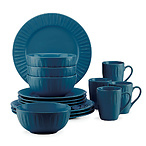 The Burbs Carved Blue 16-pc