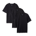 BOSS Hugo Boss Mens T-Shirt V-Neck 3-Pack