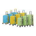 Brio Hardside Expandable Spinner Luggage Set (3-Piece)