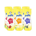 Gerber Graduates Puffs Assorted Flavors - 6ct