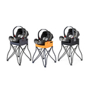 Phoenix Baby GoTo 2-in-1 Infant Car Seat Station and Travel High Chair