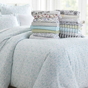 Merit Linens Summer Print Duvet Cover Set (3-Piece) from $29.99