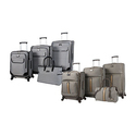 Nicole Miller Spinner Luggage Set (4-Piece)