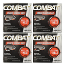 Combat Roach Killing Bait, Large Roach Bait Station 8 Count