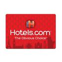 $100 Hotels.com Gift Card