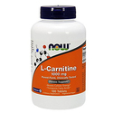 NOW Foods L-Carnitine 1000 mg 100 Tablets