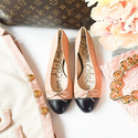 Nordstrom Rack: Up to 45% OFF Sam Edelman Fritz Ballet Flats