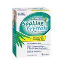 PediFix Soaking Crystals Foot Bath 6 Packets