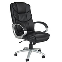 Best Choice Products Ergonomic PU Leather High Back Executive Office Chair