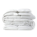 Chezmoi Collection White Goose Down Alternative Comforter - Queen Size