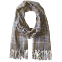 Phenix Cashmere Men's Glen Plaid Scarf