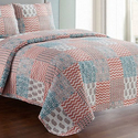 Reversible Quilt Set (3-Piece)