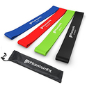 Phantom Fit Resistance Loop Bands - Set of 4