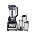 Ninja Blender Duo with Auto IQ and Cups Set (8-Piece; Refurbished)