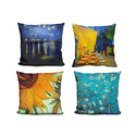 LiLiPi Vincent van Gogh Accent Pillows