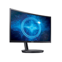"Samsung 27"" Black Curved LED Gaming Monitor"