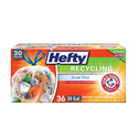 Hefty Recycling Trash Bags 30 Gallon - 36 Count