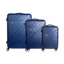 FUL Hardside Expandable Spinner Luggage Set (3-Piece)