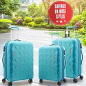Samsonite: 精选行李箱系列可享 40% OFF