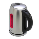 Ovente 1.7 Liter Stainless Steel Cordless Electric Kettle