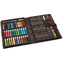 Amazon:Darice 120-Piece Deluxe Art Set