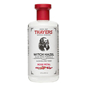 Amazon:Thayers Alcohol-Free Rose Petal Witch Hazel with Aloe Vera, 12 Fluid Ounce